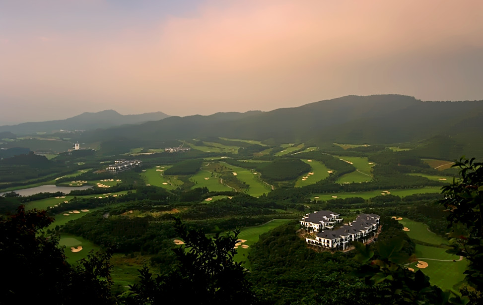 Olazabal Course, Mission Hills, Shenzhen, China