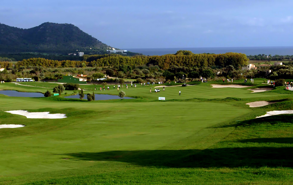 Pula Golf, Mallorca, Spain