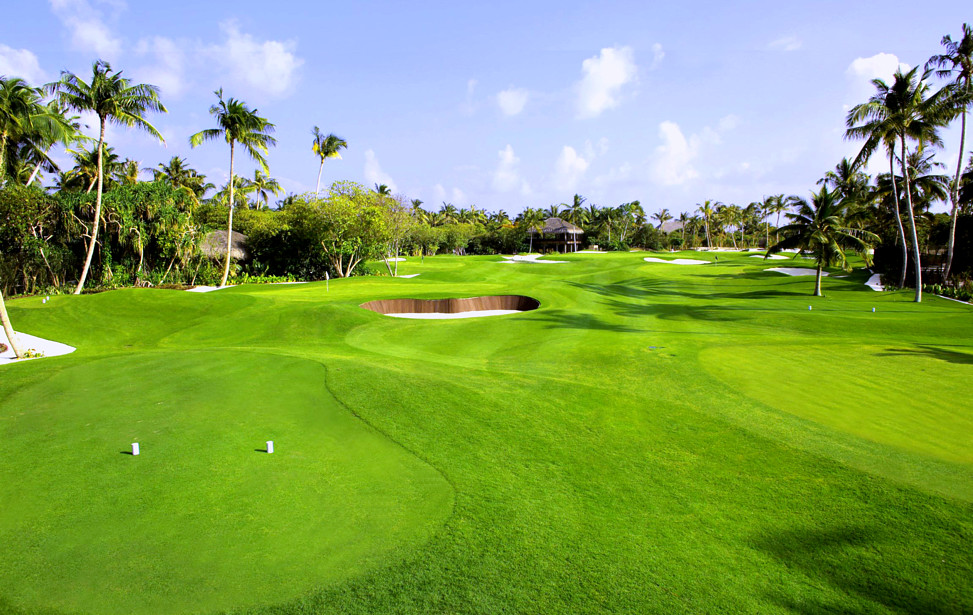 Velaa Golf Academy by Olazabal, Velaa Private Island, Maldives